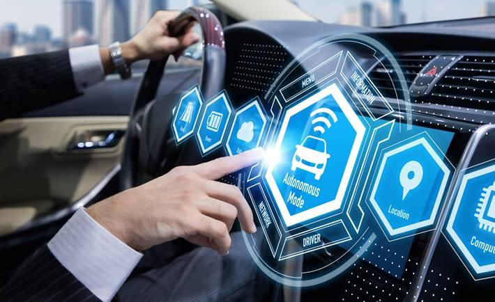 llave de coche inteligente