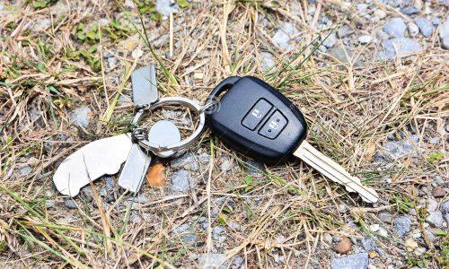 denunciar llave auto perdida
